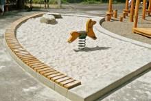 Sandpit Sandkasse